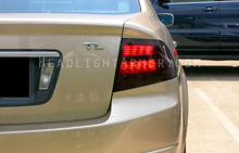 Acura TL Smoke Taillight
