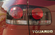 Volkswagen Touareg Light Smoke Taillight