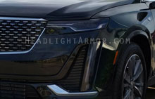 Cadillac XT6 Light Smoked Headlight Protection Ki