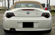 BMW Z4 Smoke Taillight