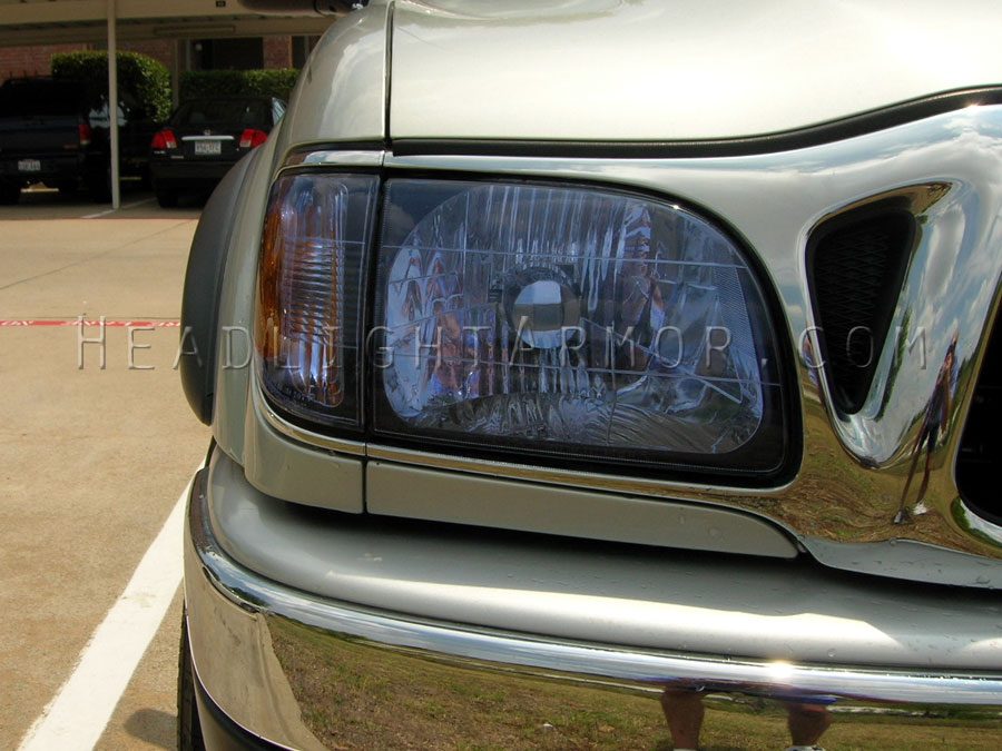 Toyota Tacoma Hid Blue Headlight And Signal Light Protection Kit