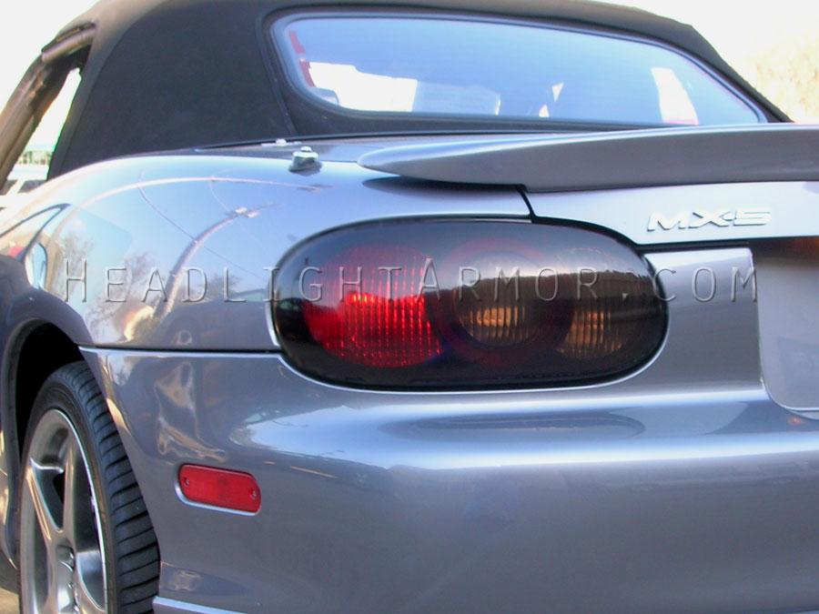 Mazda Miata Smoked Taillight Kit Running Lights
