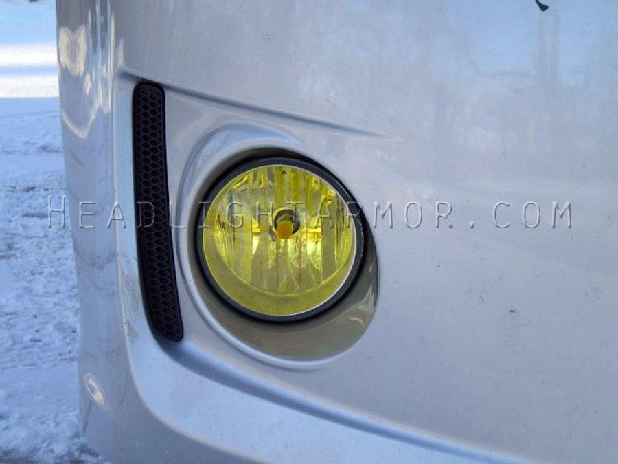 Pontiac Vibe Gt Yellow Fog Light Protection Kit