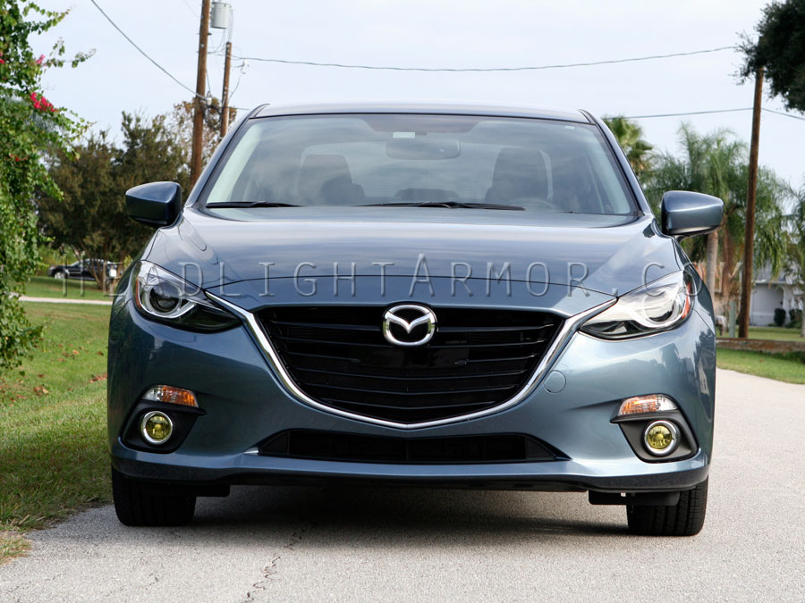 Great ... Mazda3 GT Yellow Fog Light Protection Kit ...