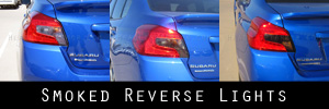 15-20 Subaru WRX & STI Sedan Reverse Light Protection Kit