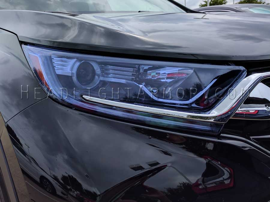 17 19 Honda Cr V Headlight Protection Film Kit