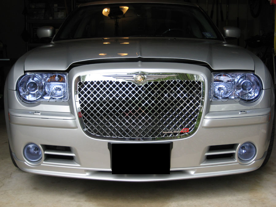 Chrysler 300c Hid Blue Headlight Kit