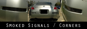 03-08 Nissan 350Z Reverse Light Protection Kit