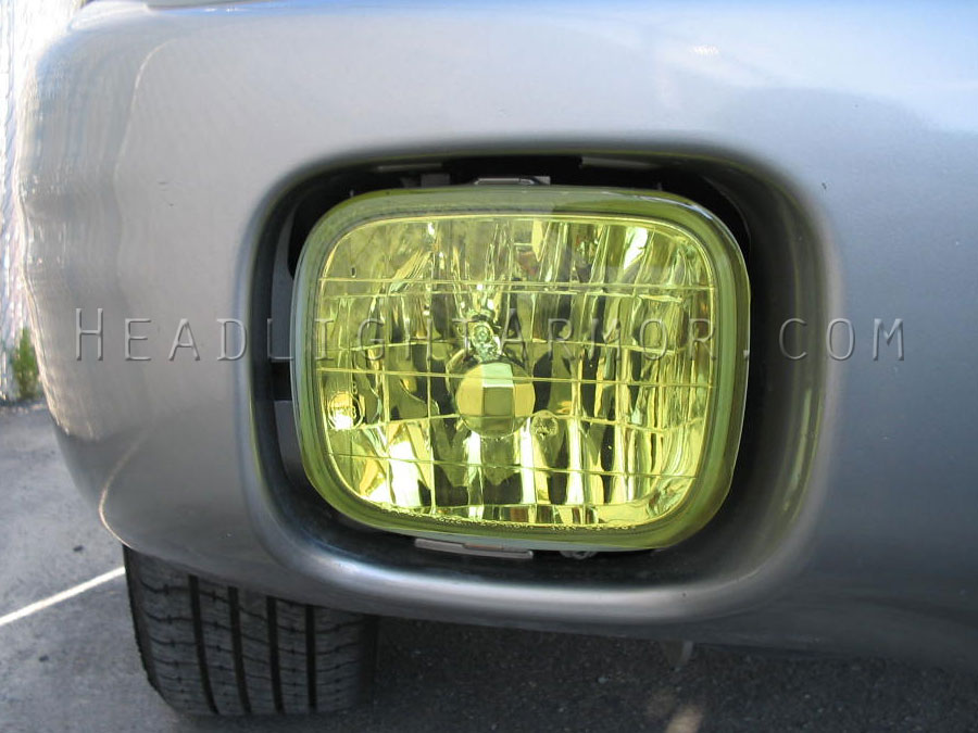 98 02 Subaru Forester Gt Yellow Fog Light Protection Kit