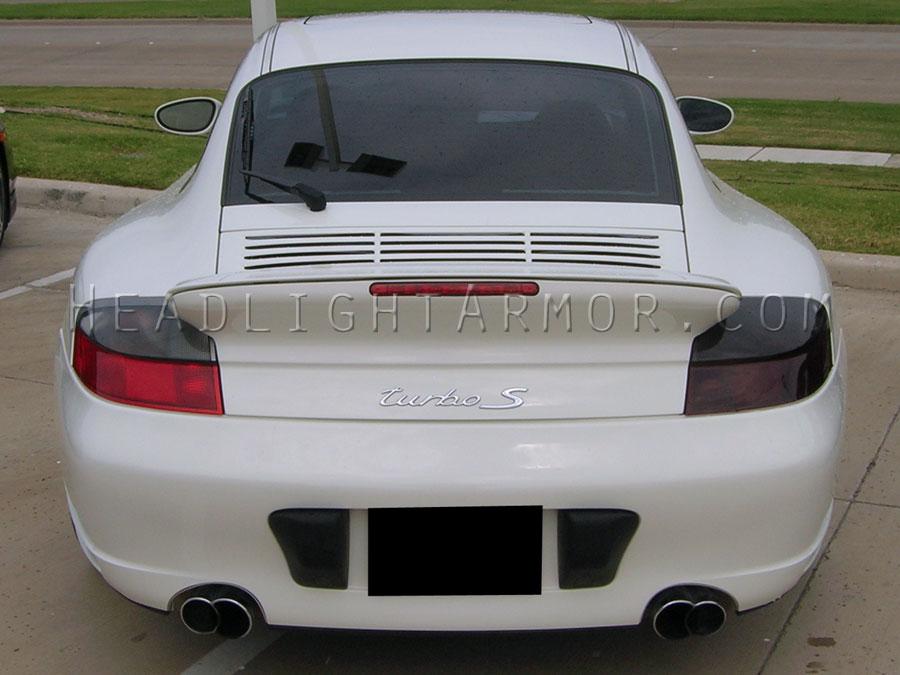 00,04 911 996 Turbo / Turbo S / 4S Smoked Taillight Film Kit