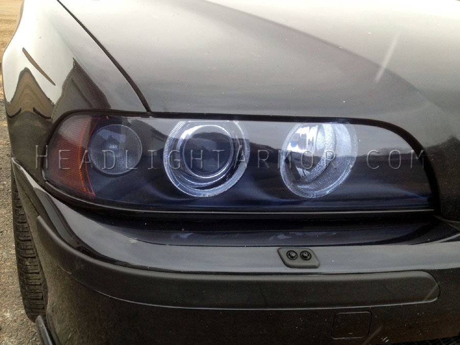 97-03 BMW E39 5 Series Headlight Protection Film