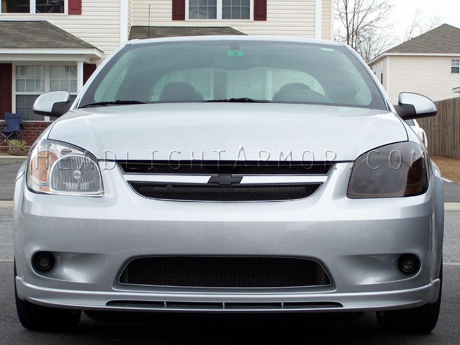 Chevrolet Cobalt Smoke Headlight Protection Kit Vs Stock