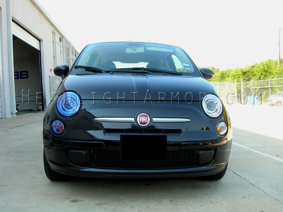 mini blog xenon installation hid fiat bi retrofit abarth projectors retrofitlab
