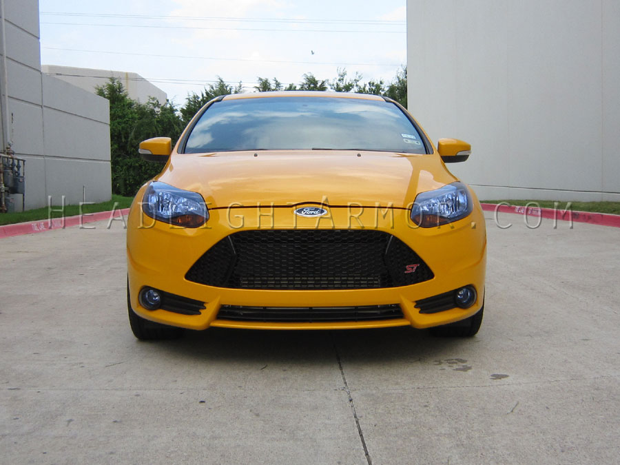 Ford Focus St Hid Blue Headlight Protection Kit