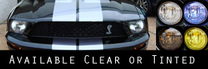 07-09 Ford Mustang Shelby GT500 Headlight Protection Kit