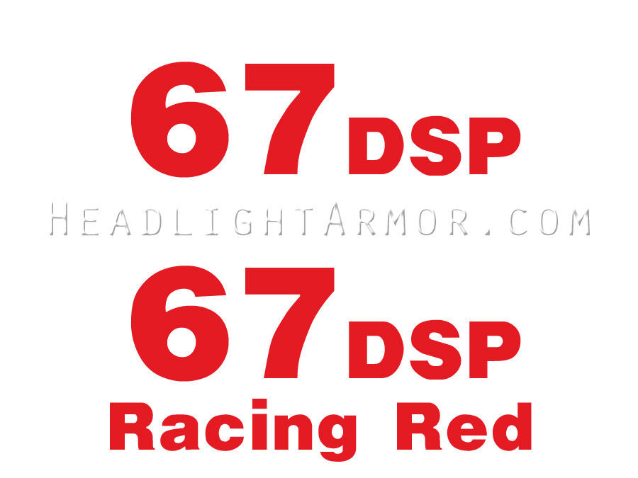 Custom SCCA Vinyl Autocross Number Decals