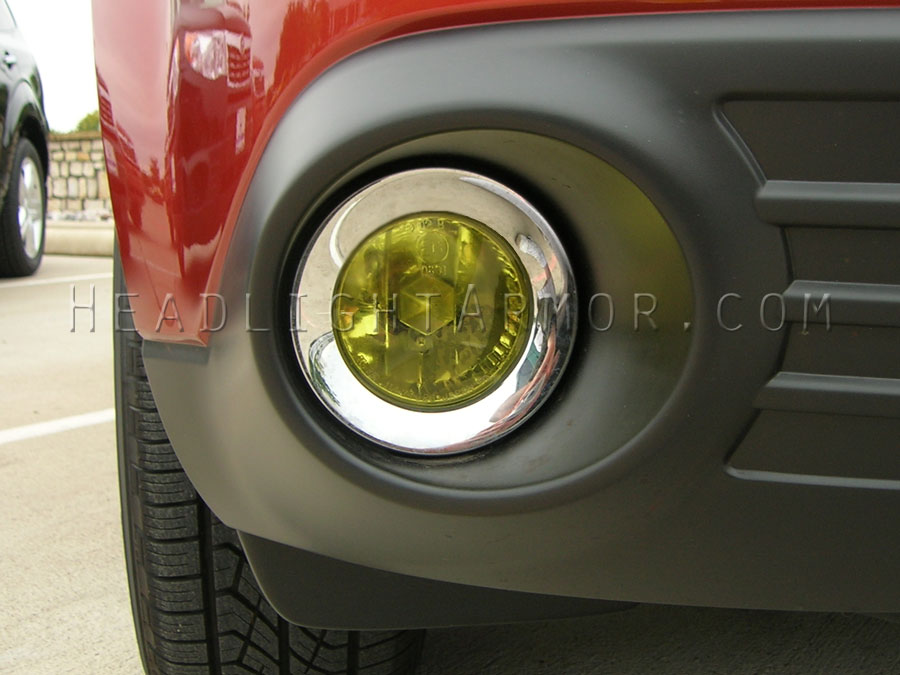 Subaru Forester Gt Yellow Fog Light Protection Kit
